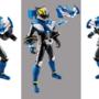 『仮面ライダードライブ TK09 仮面ライダードライブ タイプフォーミュラ』専用武器の『トレーラー砲』が付属。/在庫復活!