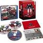 『仮面ライダードライブ Blu-ray&DVD COLLECTION 1』のディスク、全巻収納BOX、ライナーノート&カードなどのビジュアルが公開!カッコイイ~!