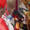 仮面ライダーゴースト第24話【出現!謎の戦士!】ジュウオウイーグル大和が登場!1号も出たー!ウルガの声は永徳さん