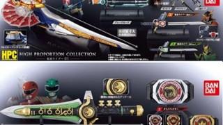 ガシャポン【High Proportion Collection】仮面ライダー&スーパー戦隊が凄い!超ギミックなディスプレイアイテム!