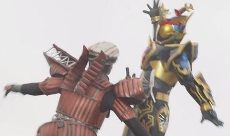仮面ライダーゴースト 第25話『異変!赤い空!』