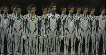 仮面ライダーゴースト第27話『決死!覚悟の潜入!』