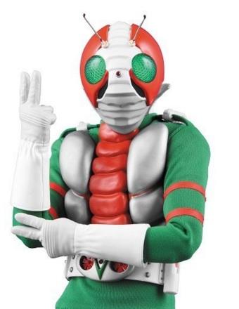 RAH リアルアクションヒーローズ DX 仮面ライダーV3(リニューアル版)