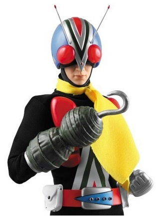 RAH リアルアクションヒーローズ DX ライダーマン(リニューアル版)