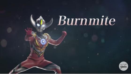 ウルトラマンオーブ バーンマイト