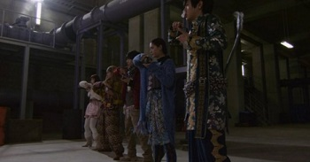 動物戦隊ジュウオウジャー第9話『終わらない一日』