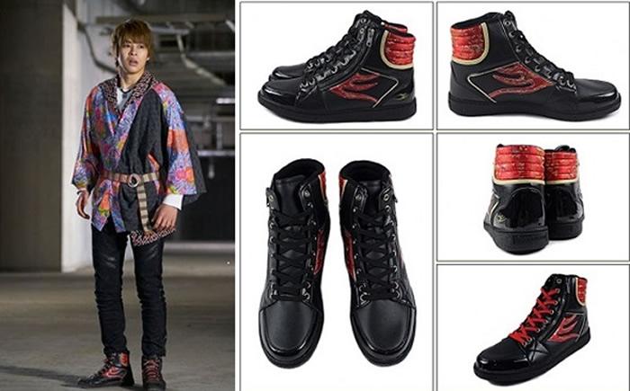 天空寺タケルの靴