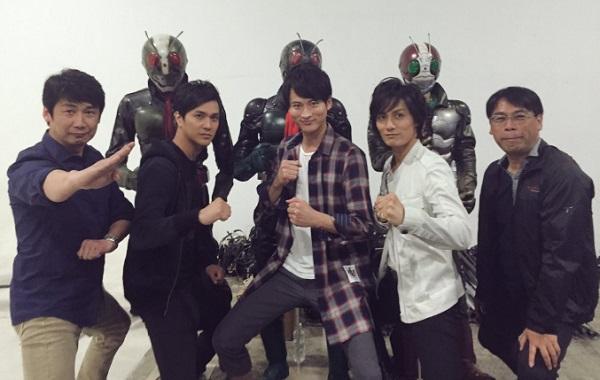 仮面ライダー THE FIRST & NEXT Blu-ray