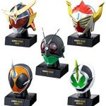 仮面ライダー『仮面之世界(マスカーワールド)2』が2月15日発売!「鎧武」と「アマゾンズ」を中心に全6種で展開!