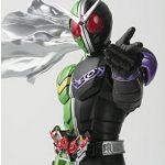 【S.H.フィギュアーツ(真骨彫製法)仮面ライダーW サイクロンジョーカー】が10月22日一般発売!5月20日16時予約開始