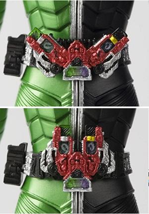 S.H.フィギュアーツ (真骨彫製法) 仮面ライダーW サイクロンジョーカー
