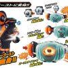 仮面ライダーゴーストの9月1日予約開始玩具まとめ。