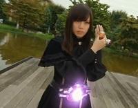 『仮面ライダーゴースト』に奥仲麻琴さんがゲスト出演