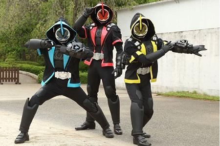 仮面ライダーダークゴーストの親衛隊