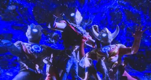 『ウルトラマンオーブ』OP映像