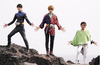 仮面ライダーゴースト 第40話「勇気!悲壮な決断!」
