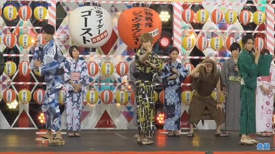 劇場版『仮面ライダーゴースト/劇場版 ジュウオウジャー』完成披露イベント動画!