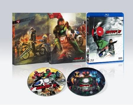 映画『仮面ライダー1号』Blu-ray&DVD コレクターズパック