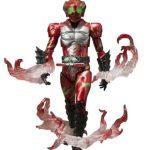 『S.H.フィギュアーツ 仮面ライダーアマゾンアルファ』Amazon限定Ver.は変身瞬間エフェクト付き!予約再開!