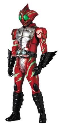 仮面ライダーアマゾンズ『RAH リアルアクションヒーローズ  GENESIS 仮面ライダーアマゾンアルファ』