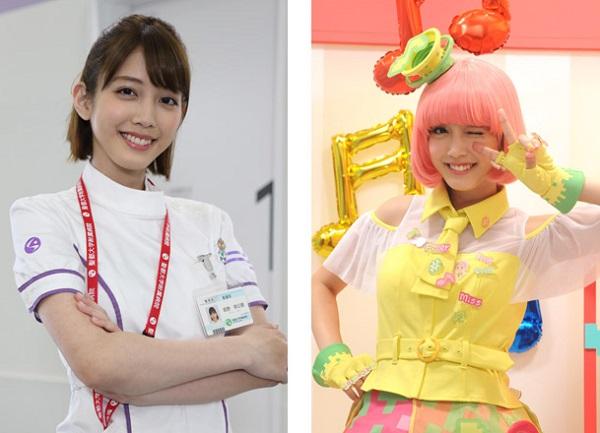 『仮面ライダーエグゼイド』看護師ヒロインは松田るかさん!