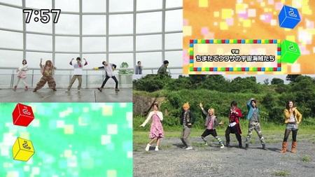 ジュオウジャー第27話のエンディングダンスに、ゴーカイジャーの6人が登場!