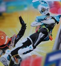 『仮面ライダーエグゼイド』2号ライダー「仮面ライダーブレイブ」は腕組みでライダーキック!?