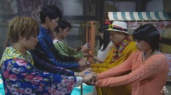 「仮面ライダーゴースト 真相!英雄眼魂のひみつ!」予告動画