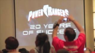 【予告動画】Power Rangers Megaforce(米版:天装戦隊ゴセイジャー)!パワーレンジャー20周年。歴代レンジャーのカード