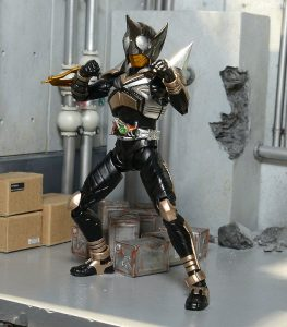 S.H.Figuarts 真骨彫製法 仮面ライダーパンチホッパー