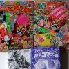 特撮ホビー誌11月予告:『仮面ライダーエグゼイド』早くもレベルアップ!『ジュウオウジャー』新戦士&新ジュオウキューブ!