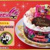 『仮面ライダーエグゼイド』『動物戦隊ジュウオウジャー』キャラデコクリスマス(ケーキ)が予約開始!限定メダルや玩具付き