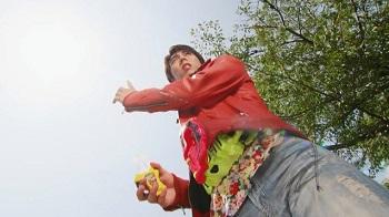 『仮面ライダーエグゼイド』第4話「オペレーションの名はDash!」
