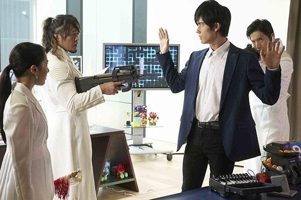 映画『仮面ライダー平成ジェネレーションズ』に棚橋弘至さんがゲスト出演!