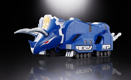 恐竜戦隊ジュウレンジャー「超合金魂 GX-72 大獣神」