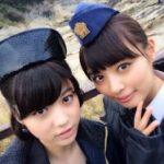 仮面ライダードライブの内田理央さん&馬場ふみかさん写真集が色っぽすぎ!
