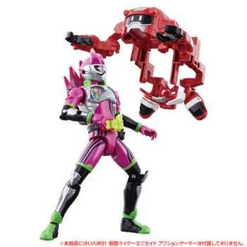 仮面ライダーエグゼイド『LVUR05 ロボットゲーマ』が11月12日発売!