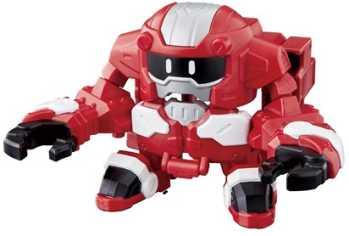 仮面ライダーエグゼイド LVUR05 ロボットゲーマ
