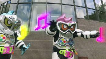 仮面ライダーエグゼイド 第6話「鼓動を刻め in the heart!」でブレイブがビートクエストゲーマー レベル3にレベルアップ!
