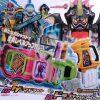 仮面ライダーエグゼイド『DXドラゴナイトハンターZガシャット』が12月3日発売!ライダー4人使用のハンティングゲーム