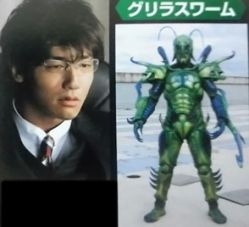 SHODO 仮面ライダーVS(ヴァーサス)5