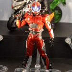 「S.H.Figuarts 真骨彫製法 仮面ライダーアクセル」画像公開!ほか魂ネイション2016の詳しいレポート