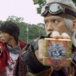 動物戦隊ジュウオウジャー第38話「空高く、翼舞う」で鳥男・バドが助けた人間はアンク(ロスト)だった!