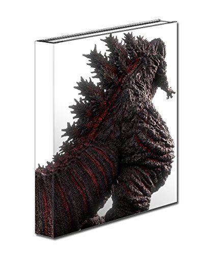 『シン・ゴジラ』の詳細全記録集「ジ・アート・オブ・シン・ゴジラ」が12月30日発売