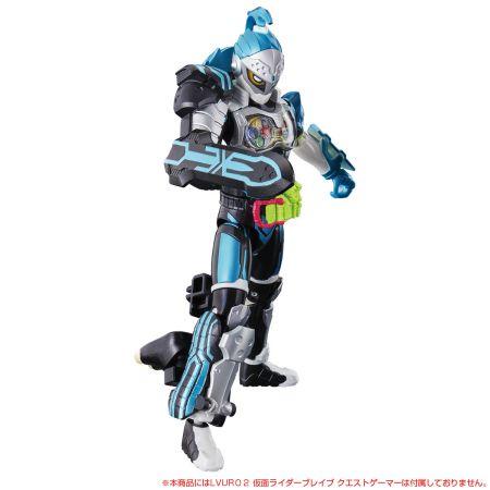 仮面ライダーエグゼイド LVUR10 ハンターゲーマ
