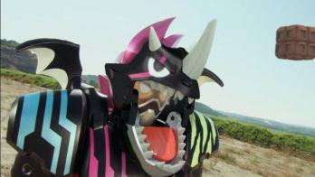 仮面ライダーエグゼイド 第9話「Dragonをぶっとばせ!」