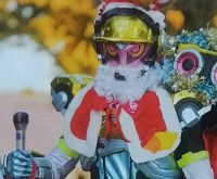 『仮面ライダーエグゼイド』12/25はクリスマス回!エグゼイドがエナジーアイテムでサンタクロースに大変身!ブレイブもw
