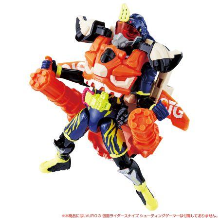 仮面ライダーエグゼイド『LVUR09 コンバットゲーマ』