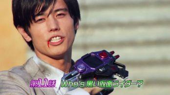 仮面ライダーエグゼイド第11話で檀黎斗がゲンムの正体と真の目的を明かす!