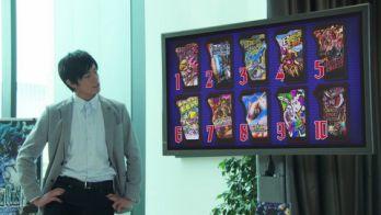 仮面ライダーエグゼイド 第11話「Who's 黒い仮面ライダー?」